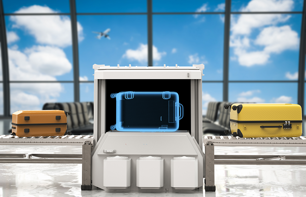 airport x-ray
